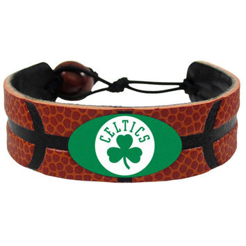 Women's Boston Celtics Classic Basketball Bracelet