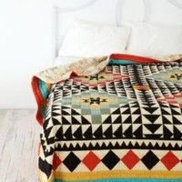 UrbanOutfitters.com > Kaleidoscope Patchwork Quilt