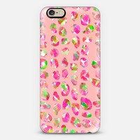 watercolor pebbles iPhone 6 case by Sandra Arduini | Casetify