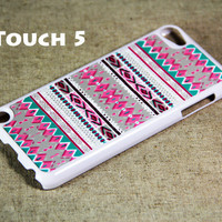 Tribal Native American iPod Touch 5 Hard Case