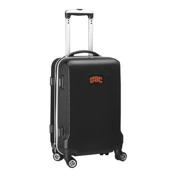 Southern Cal Trojans Luggage Carry-On  21in Hardcase Spinner 100% ABS