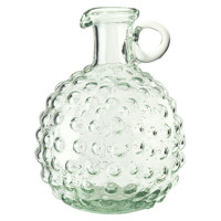 Dimpled Grape Carafe, Green, Pitchers & Carafes