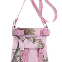 RealTree® Camo Pink Crossbody Bag