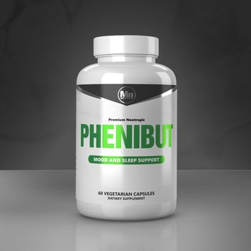 Buy Phenibut - 500mg Capsules & Powder | Mind Nutrition Store
