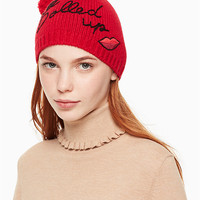 all dolled up beanie