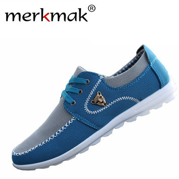 new brand canvas casual men shoes british loafers