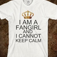 I am a fangirl and cannot keep calm - One Direction