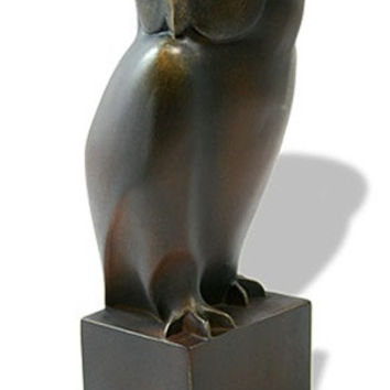 Owl Statue Replica by Francois Pompon, Assorted Sizes