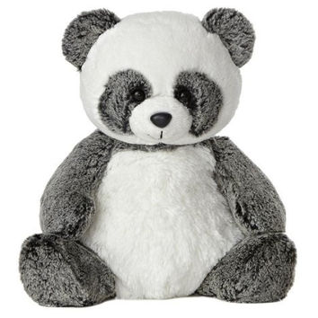 "Aurora World Sweet and Softer Ping Panda 12"" Plush"