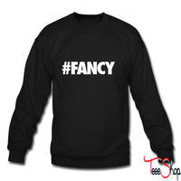 FANCY crewneck sweatshirt