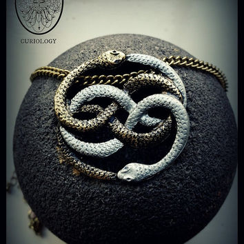 The Original Never Ending Story Auryn necklace