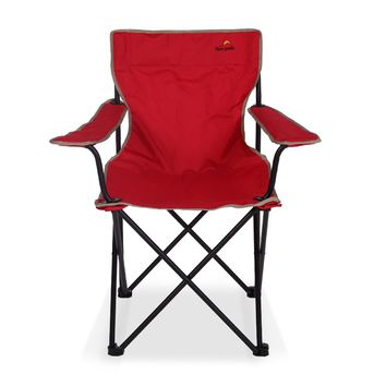 Portable Folding Outdoor Chair Camping Seat Picnic Beach Lawn Fishing Hiking