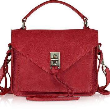 Rebecca Minkoff Leather Mini Darren Messenger Bag