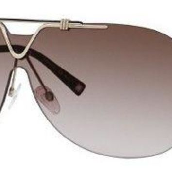 Christian Dior Dior 57th Brown Gold/brown Gradient Sunglasses