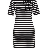 JACQUELYN STRIPE DRESS
