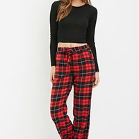 Tartan Plaid PJ Pants