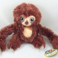 2013 Dreamworks Movie The Croods: Belt the Sloth Plush Soft Toys Doll Small 25cm