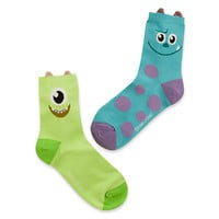 Mike and Sulley Socks for Women