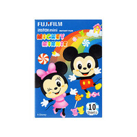 Fujifilm Instax Mini Film Disney Mickey Minnie Rainbow Candy Polaroid Instant Photo