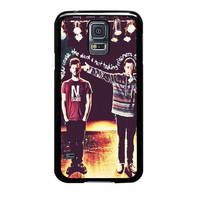 twenty one pilots ode to sleep lyrics case for samsung galaxy s5