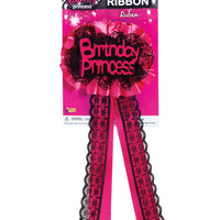 Birthday Princess Ribbon