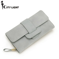 New arrival women wallet fashion long style large capacity wallets fresh zipper students coin pocket multi-function hasp purse