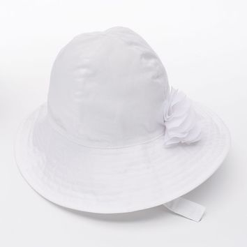 Carter's Flower Sun Hat - Baby