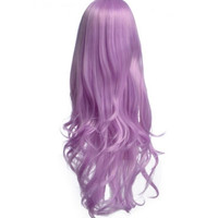 Morge Long Purple Wig Cosplay - $29.99 Free Shipping!
