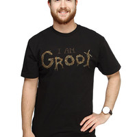 Exclusive I Am Groot Tee - Black,