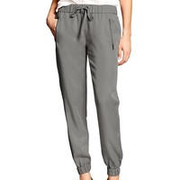 Banana Republic Womens Factory Soft Zip Pocket Pant