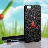 Air Jordan Logo NBA Team - Photo On Hard Cover For iPhone 5