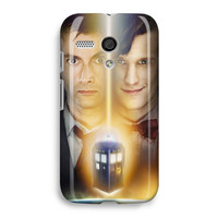 Doctor Who Supernatural Movie  Motorola Moto G Case, Moto E Case