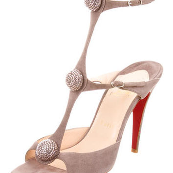 christian louboutins for men - Shop Louboutin Sandals on Wanelo