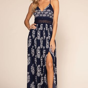 Seaside Village Maxi Dress