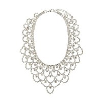 Prudence Diamante Statement Necklace - Forever New