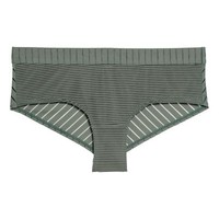 Microfibre hipster briefs - Khaki green - Ladies | H&M GB