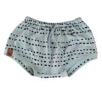 OOVY Kids | Unisex Mint Baby Splash Shorties | Cool Baby Clothing