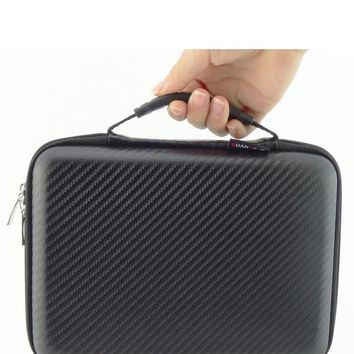 Electronics Cable Organizer Bag USB Flash Drive Memory Card HDD Case Travel CASE
