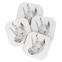 Florent Bodart Rhinoplasty Coaster Set