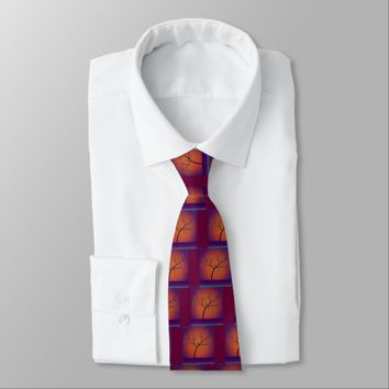 Tree of Life Neck Tie