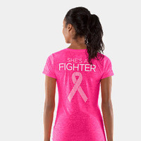 Women's UA PIP Achieve Fighter V-Neck | 1236020 | Under Armour US