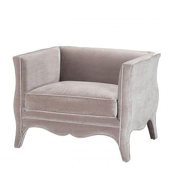 Bague Gray Chair | Eichholtz Bouton
