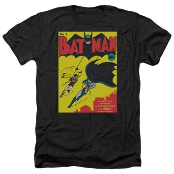 Batman - Batman First Adult Heather