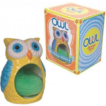 Wise Owl Sponge Holder