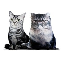 Cat Lady's Pillows - Assorted