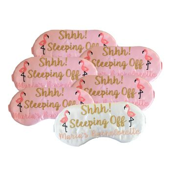 FLAMINGO BACHELORETTE PARTY FAVORS