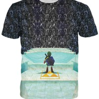 Zelda Great Fairy Fountain T-Shirt