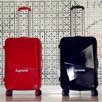 Supreme Luxury Luggage rolling suitcase [9470664647]
