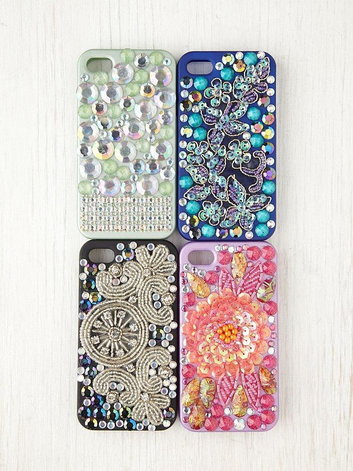 free people iphone case free adorned iphone 4 4s from free 5941