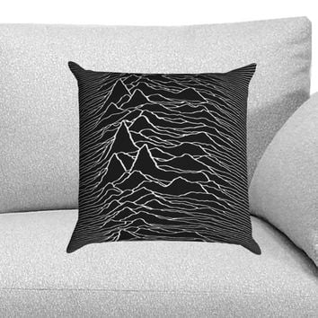 Joy Division - Warsaw Custom Pillow Case for One Side and Two Side
